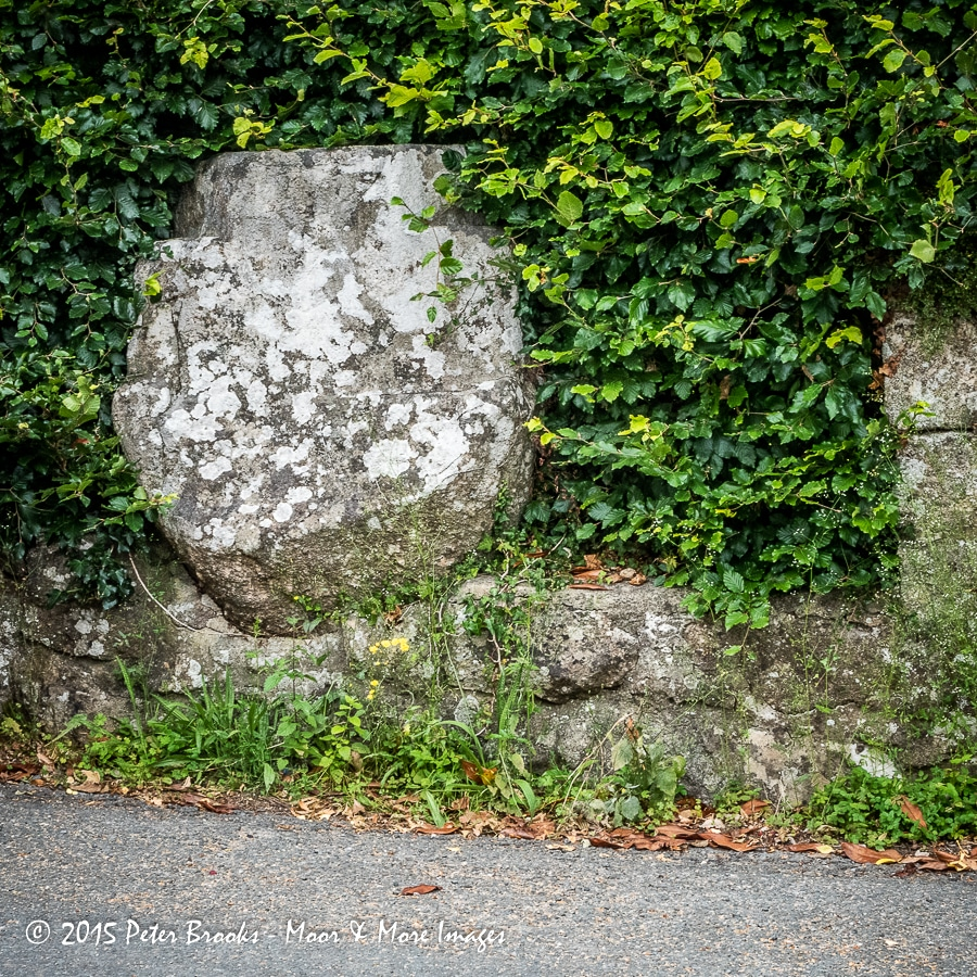 image of larege stone in a wall