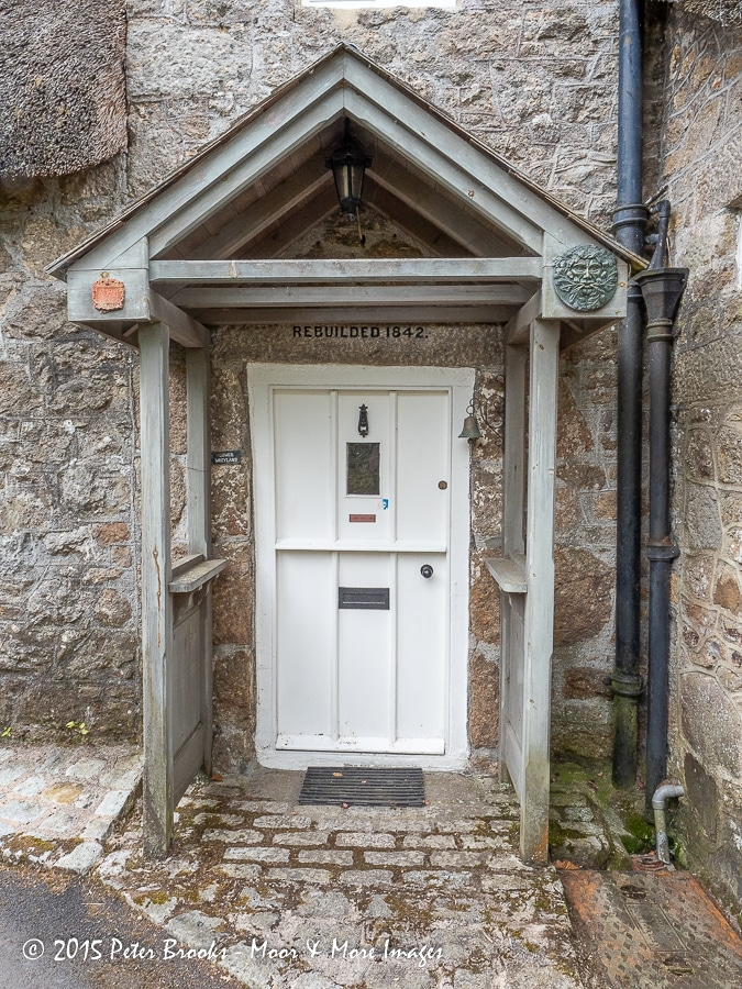 Image of cottage door